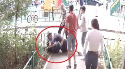 Мужчина избил подростка в Нур-Султане: потасовка попала на видео