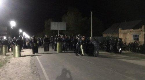 Глава Чуйского ГУВД впал в кому после конфликта со сторонниками Атамбаева