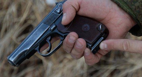Мужчина устроил стрельбу в парке Алматы