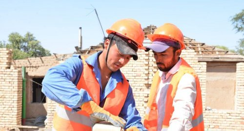 Власти ответили жителям Арыси, недовольным восстановлением домов
