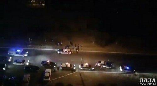 Поножовщина в Актау: На вызов прибыло около 10 нарядов полиции