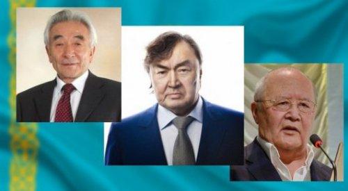 В Казахстане создали Сенат аксакалов