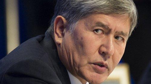 Атамбаев наговорил себе на пожизненный срок