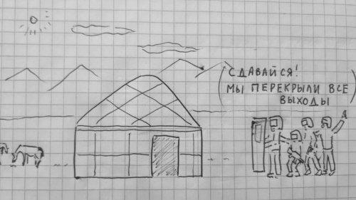 Российское издание поглумилось над попыткой задержать Атамбаева