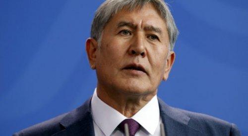 Алмазбек Атамбаев задержан