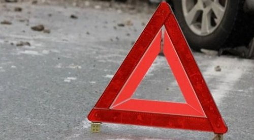 Сбившего девушку с ребенком водителя BMW ищет полиция Алматы