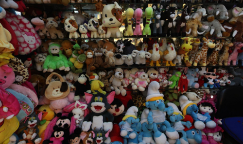 60% завозимых в Казахстан игрушек опасны для здоровья