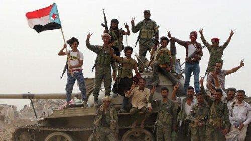 Сепаратисты захватили президентский дворец в Йемене, сообщил источник