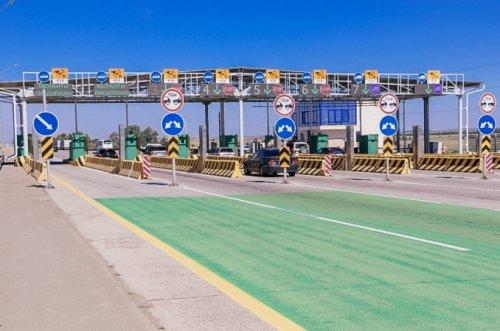 Как быстро проехать через пункты взимания платы на автодорогах Казахстана