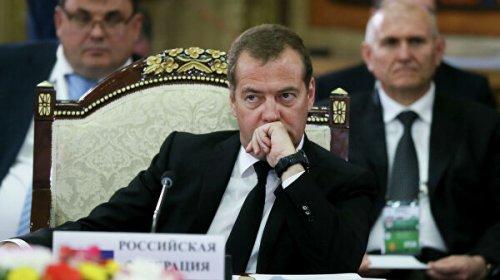 Медведев призвал провести экологическую экспертизу проектов на Каспии