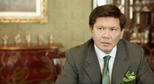 Ермухамет Ертысбаев освобожден от должности посла Казахстана в Беларуси