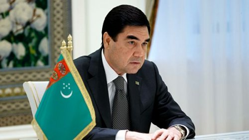 Президент Туркмении предложил создать Каспийский логистический центр