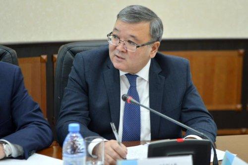 Аскар Бейсенбаев назначен послом Казахстана в Беларуси