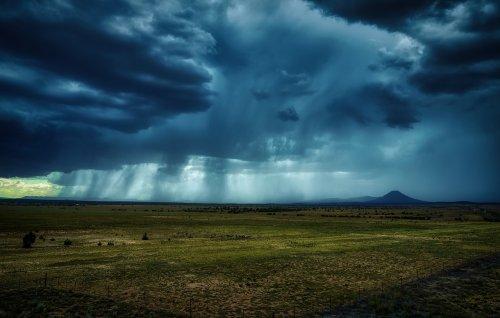 На большей части Казахстана 13 августа сохранится неустойчивая погода