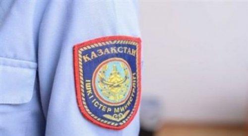 Полицейский отправил на экзамен брата в Караганде