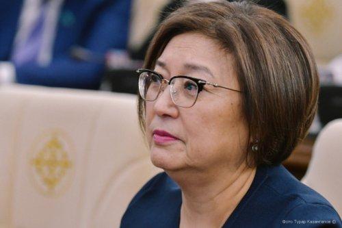 Токаев поблагодарил Бырганым Айтимову