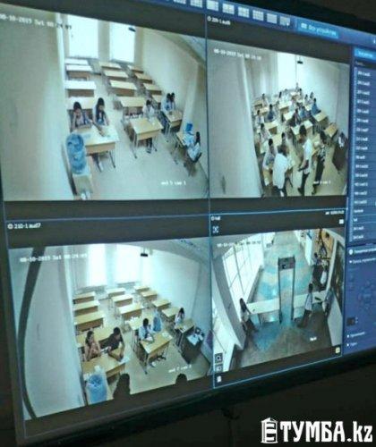 Подставных абитуриентов выявили на экзаменах в магистратуру в Актау