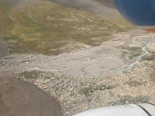 Последствия селя в Алматы сняли с высоты птичьего полета