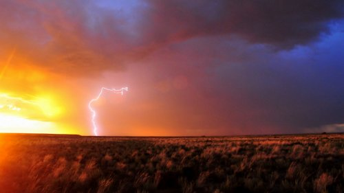 Дожди и грозы прогнозируют синоптики на большей территории Казахстана 15 августа