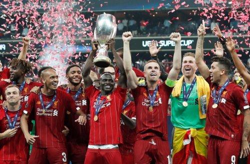 «Ливерпуль» взял Суперкубок Европы