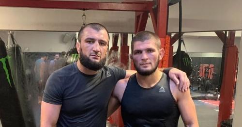 Брат Хабиба дебютирует в UFC на турнире в Москве