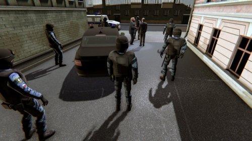 Steam появился симулятор ОМОНа, в котором можно будет разогнать митинг