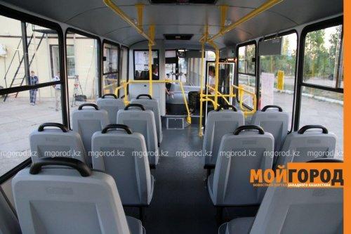 За 150 тенге будут ездить жители Атырау в автобусах