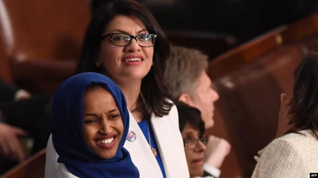 Израиль запретил въезд двум мусульманкам из Конгресса США