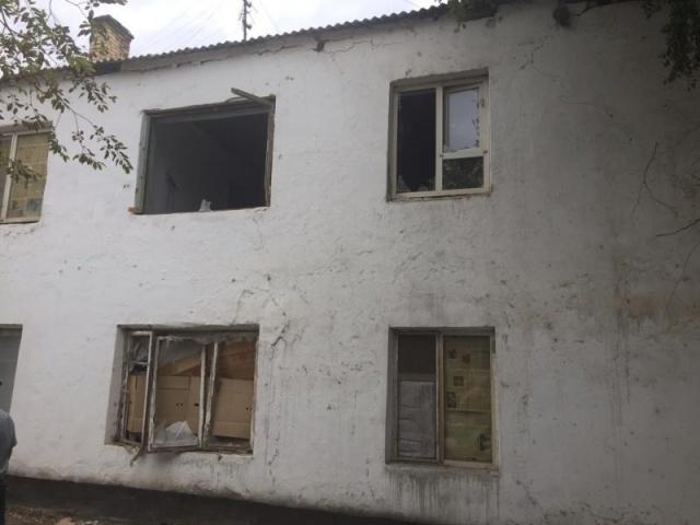 Взрыв газовоздушной смеси произошел в одном из домов в Кызылорде