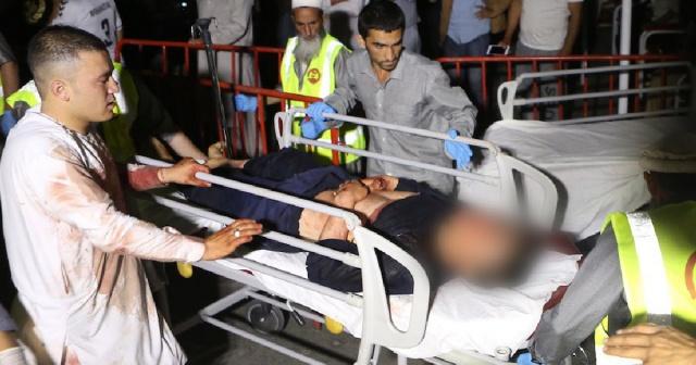 Число погибших при взрыве на свадьбе в Афганистане увеличилось до 63