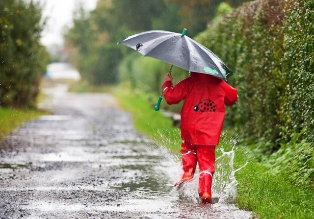 19 августа дождливый понедельник ждет казахстанцев
