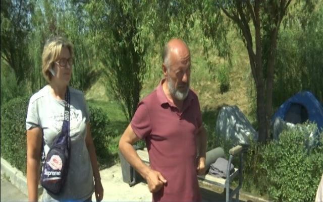 Путешественника из Украины ограбили и избили в Шымкенте