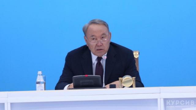Назарбаев ответил на критику власти...