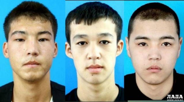 Трое из Жанаозена: Полиция отрицает побег подозреваемых из-под стражи