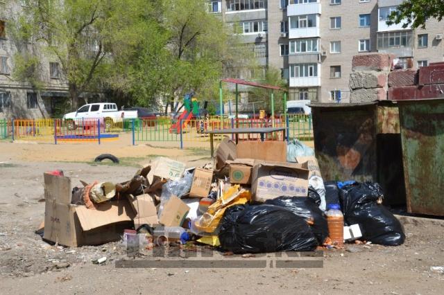 Актобе вновь грозит мусорный коллапс