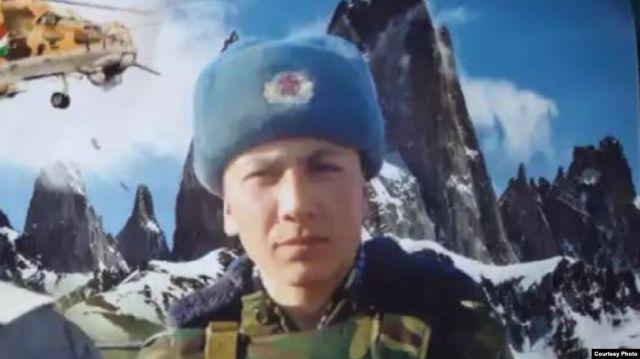В Таджикистане от огнестрельного ранения погиб солдат-срочник