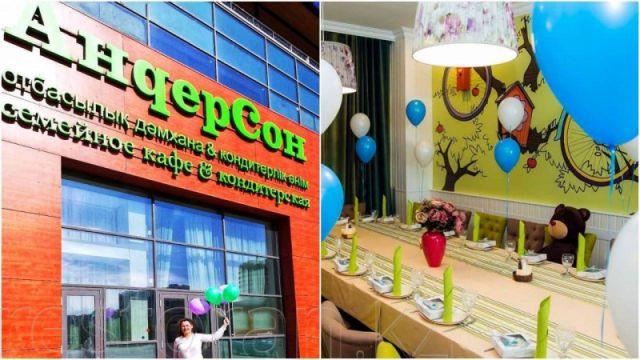 """Кафе """"АндерСон"""" в Нур-Султане опасно для здоровья - российский бренд лишает казахстанцев франшизы"""