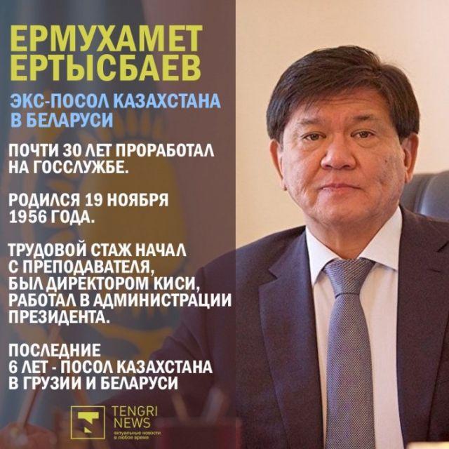 """Ермухамет Ертысбаев возвращается в Казахстан: """"Пора вернуть название Алма-Ата?"""""""