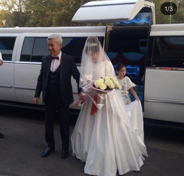 Народный артист Казахстана женился в возрасте 82 лет