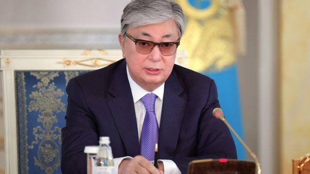 """Токаев объявил 2020 год """"Годом волонтера"""""""