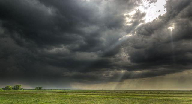 На большей части Казахстана 29 августа пройдут дожди