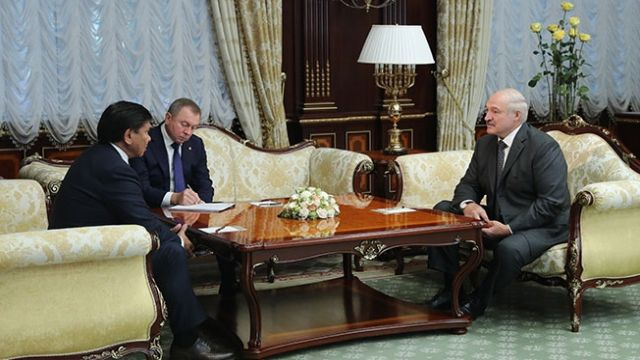 Что Лукашенко думает о Токаеве