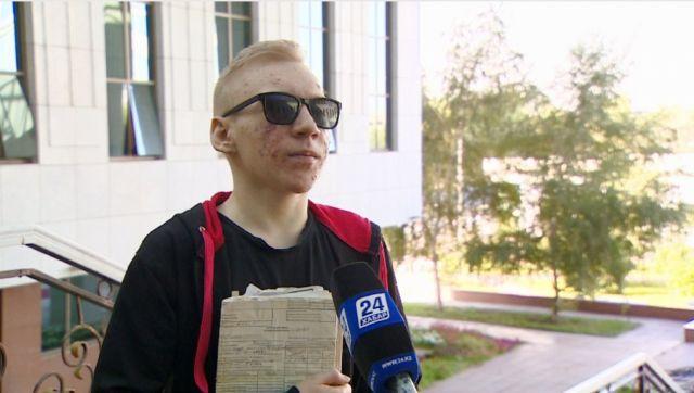 10 млн тенге выплатят врачи ослепшему парню из Уральска