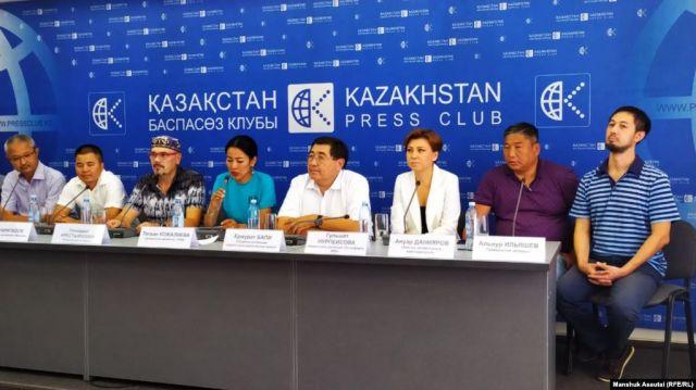В Алматы объявили о создании коалиции, призывающей к реформам