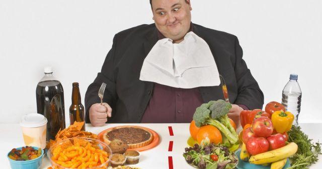 Диетолог  назвал всего два закона правильного питания, чтобы избежать ожирения
