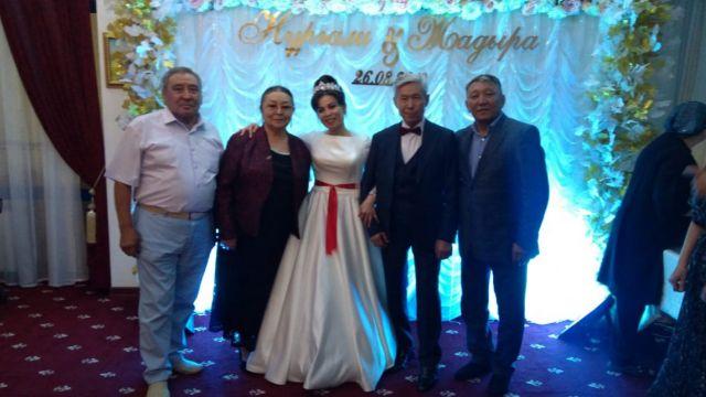 37-летняя невеста Жадыра Сейдеш намекнула на свою невинность