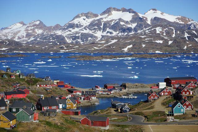 Гренландский депутат призвал пересмотреть предложение Трампа о покупке острова