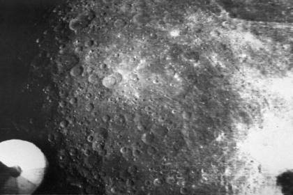 Китайцы нашли на обратной стороне Луны странное вещество