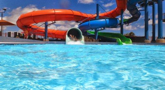 18 швов наложили девочке после посещения аквапарка Капшагая