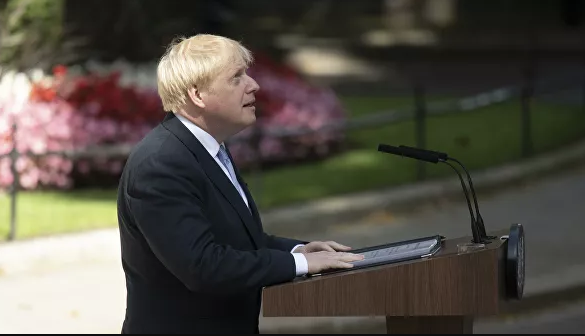 Джонсон отказался от борьбы с законопроектом о переносе Brexit